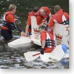 Raft Race, June 2009